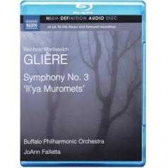 Buffalo Philharmonic Orchestra (Филармонический оркестр Буффало): Symphony No. 3, 'Il'Ya Muromets'