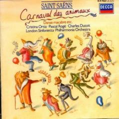 Charles Dutoit (Шарль Дютуа): Saint-Saens: Le Carnaval Des Animaux