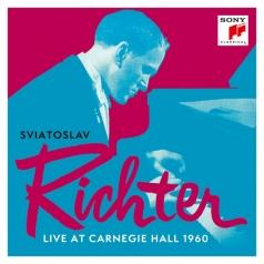 Sviatoslav Richter Live At Carnegie Hall