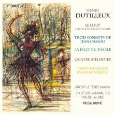 Dutilleux,Henri (Анри Дютийё): Le Loup
