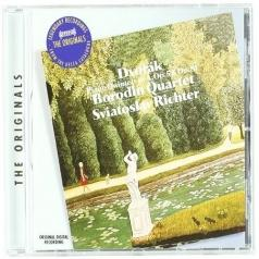 Sviatoslav Richter (Святослав Рихтер): Dvorak: Piano Quintets Nos.1 & 2