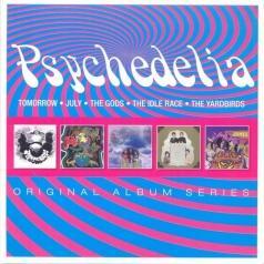 Psychedelia (Психоделия): Original Album Series