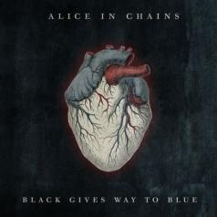 Alice In Chains (Алисе Ин Чаинс): Black Gives Way To Blue