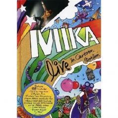 Mika (Мика): Live In Cartoon Motion