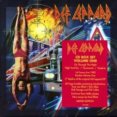 Def Leppard: The CD Boxset