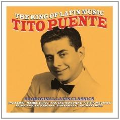 Tito Puente (Тито Пуэнте): The King Of Latin Music