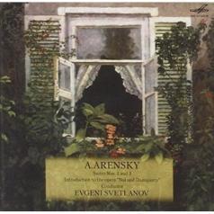 Аренский(1861-1906) Сюита 1,3