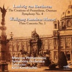 Бетховен Сим.№4, Моцарт Кон.№1