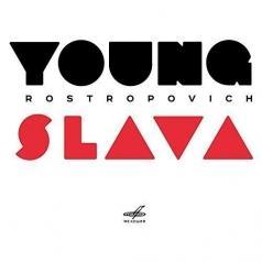 Young Slava Ростропович /Гилельс,Коган,Баршай,Вишневская