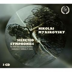 Мясковский.Избранные Симфонии