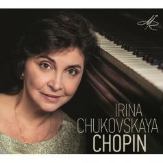Шопен Фортепианные Произведения /Чуковская Ирина