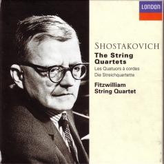 Fitzwilliam String Quartet (Фитцвильям стринг квартет): Shostakovich: The String Quartets
