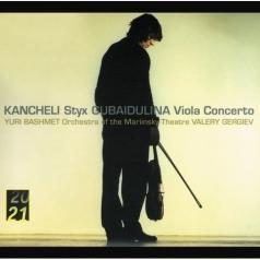 Yuri Bashmet (Юрий Абрамович Башмет): Kancheli: Styx/ Gubaidulina: Viola Concerto