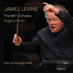 James Levine (Джеймс Ливайн): Live At Carnegie Hall