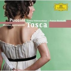Mstislav Rostropovich (Мстислав Ростропович): Puccini: Tosca