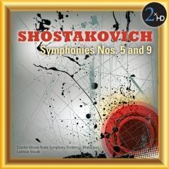 Valery Gergiev (Валерий Гергиев): Shostakovich: Symphonies Nos.5 & 9