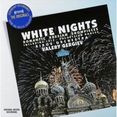 Valery Gergiev (Валерий Гергиев): White Nights: Romantic Russian Showpieces