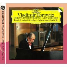 Vladimir Horowitz (Владимир Самойлович Горовиц): The Studio Recordings, New York 1985