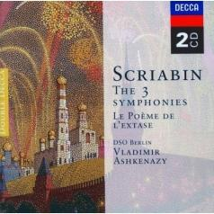 Vladimir Ashkenazy (Владимир Ашкенази): Scriabin: The Symphonies