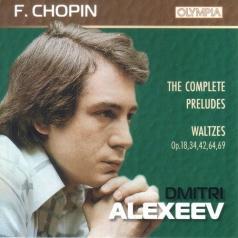 Alexeev Chopin Прелюдии И Вальсы
