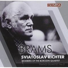 Рихтер/Брамс/Квартет Им. Бородина