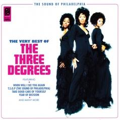 The Three Degrees (Зе 3 Дергис): The Three Degrees - The Very Best Of