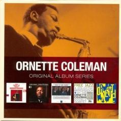 Ornette Coleman (Орнетт Коулман): Original Album Series