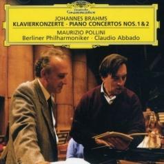 Claudio Abbado (Клаудио Аббадо): Brahms: Piano Concertos Nos.1 & 2