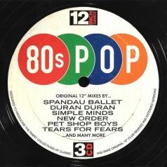 12 Inch Dance - 80S Pop