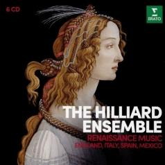 Hilliard Ensemble (Ансамбль Хиллиард): Vocal Music Of The Renaissance