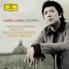 Lang Lang (Лан Лан): Chopin: Piano Concertos