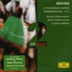 Claudio Abbado (Клаудио Аббадо): Brahms: 21 Hungarian Dances, Serenades