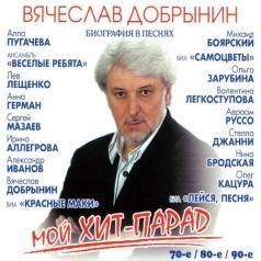 Вячеслав Добрынин: Мой хит-парад - 70-е/80-е/90-е