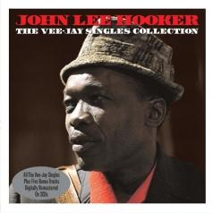 John Lee Hooker (Джон Ли Хукер): The Vee Jay Singles Collection
