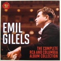 Emil Gilels (Эмиль Гилельс): Emil Gilels - The Complete Rca & Columbia Collection