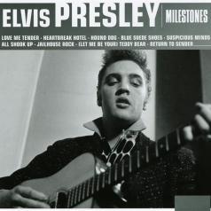 Elvis Presley (Элвис Пресли): Milestones