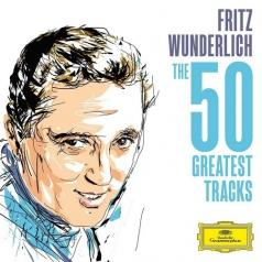 Fritz Wunderlich (Фриц Вундерлих): The 50 Greatest Tracks