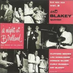 Art Blakey (Арт Блейки): A Night At Birdland Vol 2