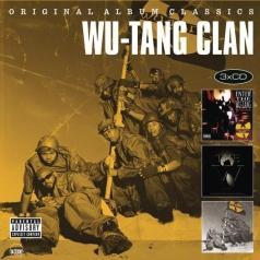 Wu-Tang Clan (Ву Танг Клан): Original Album Classics