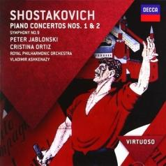 Vladimir Ashkenazy (Владимир Ашкенази): Shostakovich: Piano Concertos 1 & 2; Symphony 9