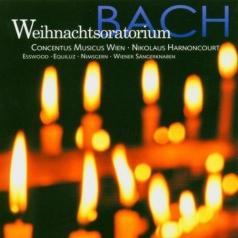 J.S. Bach (Иоганн Себастьян Бах): Weihnachtsoratorium [Christmas Oratorio]