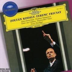 Ferenc Fricsay (Ференц Фричаи): Kodaly:Hary Janos
