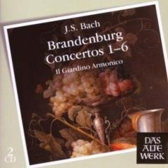 Il Giardino Armonico (Гармонический сад): Brandenburg Concertos  Nos 1 - 6
