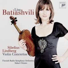 Lisa Batiashvili (Элизабет Батиашвили): Violin Concertos