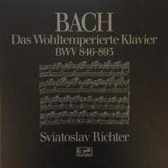 Святослав Рихтер: Bach: Das Wohltemperierte Klavier (Books I + II)