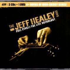 The Jeff Healey Band (Зе Хили Джеф): Full Circle-The Live Anthology