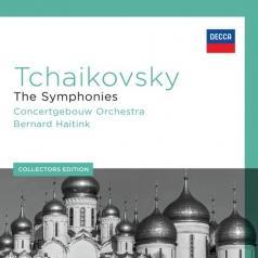 Bernard Haitink (Бернард Хайтинк): Tchaikovsky: The Symphonies