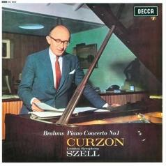Sir Clifford Curzon (Клиффорд Курзон): Brahms: Piano Concerto No.1