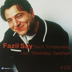 Fazil Say (Фазиль Сай): Fazil Say - 4Cd Capbox
