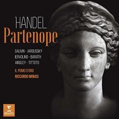 Philippe Jaroussky (Филипп Жарусски): Partenope, Hwv 27